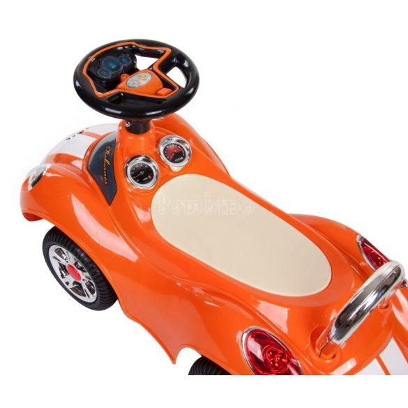 Sun Baby Ride on Cobra bébitaxi narancs