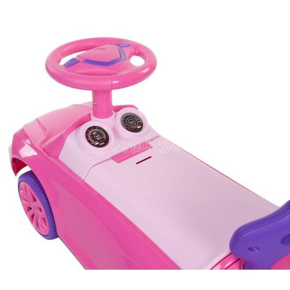 Sun Baby Ranger bébitaxi rózsaszín