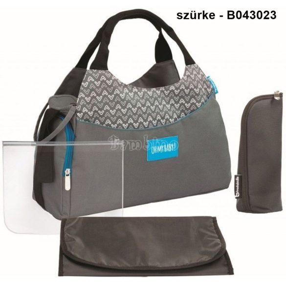 Badabulle Multipocket pelenkázó táska