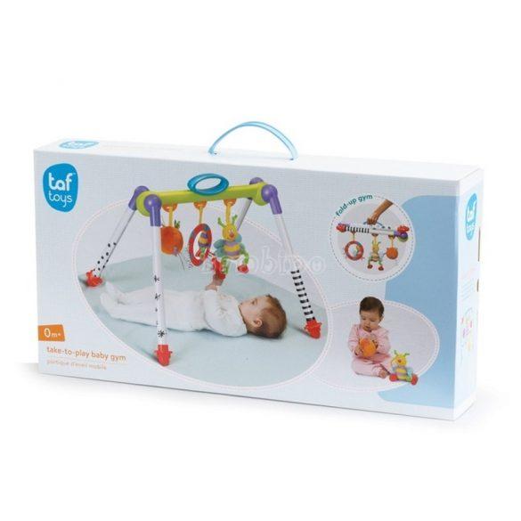 Taf Toys Take-to-play baby gym összecsukható bébi tornázó