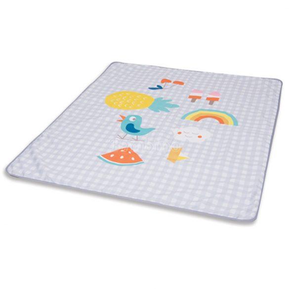 Taf Toys kültéri játszószőnyeg 140x115 cm hordtáskává összehajtogatható