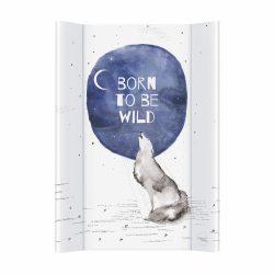 Ceba Watercolor World merev pelenkázó lap 2 oldalú 50x70cm - Born to be wild