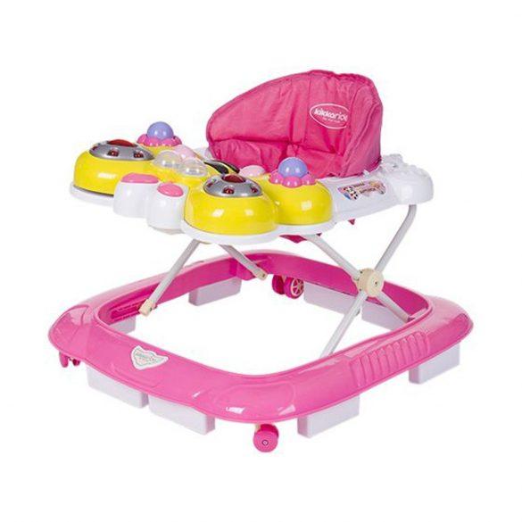 Kikkaboo pillangó bébikomp - pink