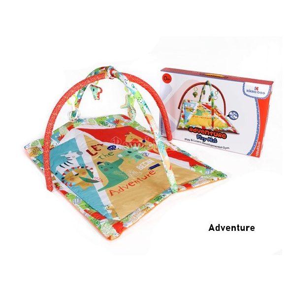 Kikkaboo játszószőnyeg - Adventure