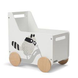 Kinderkraft Racoon játéktároló láda