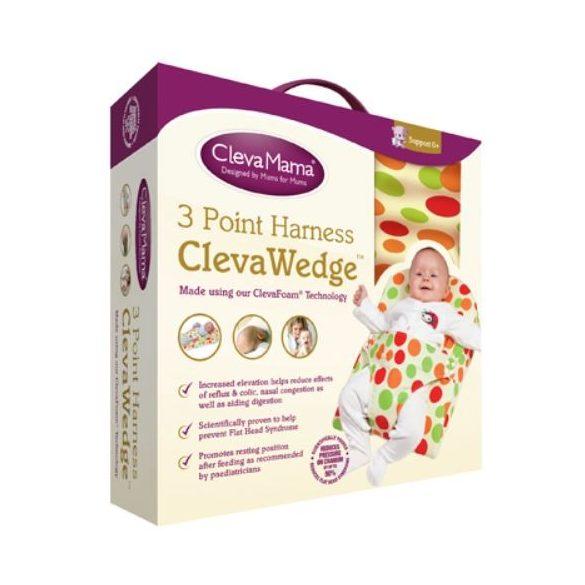 Clevamama babapozicionáló és reflux elleni párna