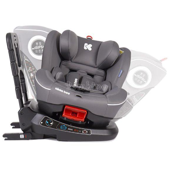 Kikkaboo Twister Isofix biztonsági ülés 0-25 kg (több színben)