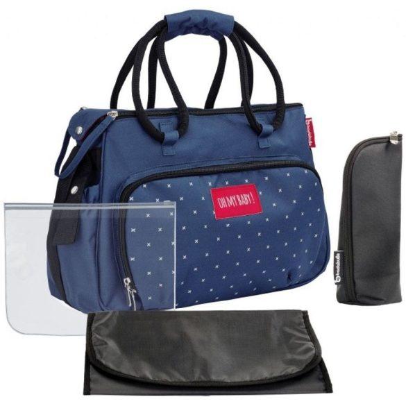 Badabulle Boho pelenkázó táska (több színben)