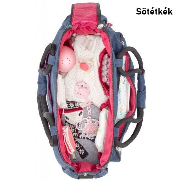 Badabulle Boho pelenkázó táska
