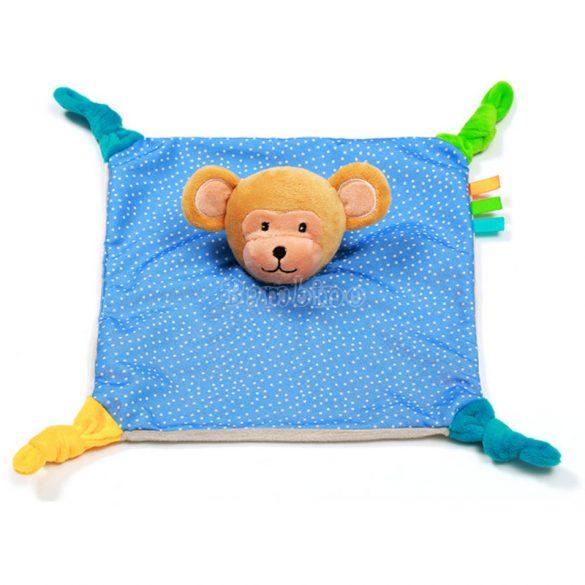 BabyOno plüss szundikendő Eric a majom