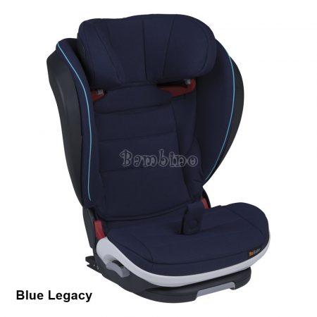 BeSafe iZi Flex Fix i-Size biztonsági gyerekülés-Blue Legacy