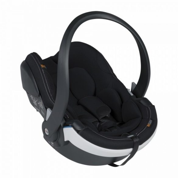 BeSafe iZi Go modular X1 i-size hordozó - 50 Premium Car Interior Black