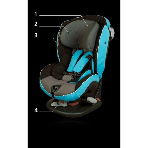 Besafe Izi Comfort X3 gyerekülés 9-18 kg (több színben)