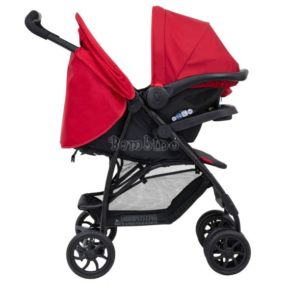 Graco Mirage Plus Travel System - Chili Spice