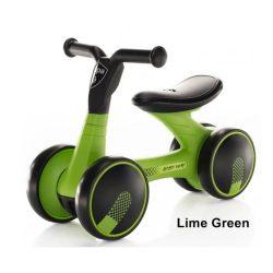 Zopa Easy-Way dupla kerekű futóbicikli és bébitaxi 2in1 lime green