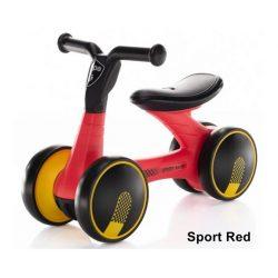 Zopa Easy-Way dupla kerekű futóbicikli és bébitaxi 2in1 sport red