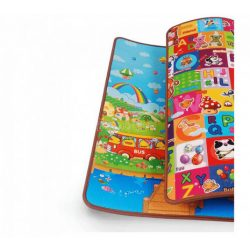 Joy kétoldalas szivacs játszószőnyeg 180 x 200 x 1 cm