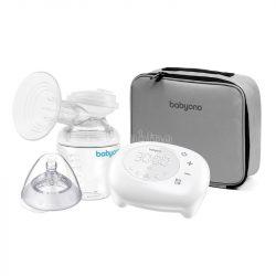 BabyOno Compact elektromos mellszívó, 5 móddal, táskával