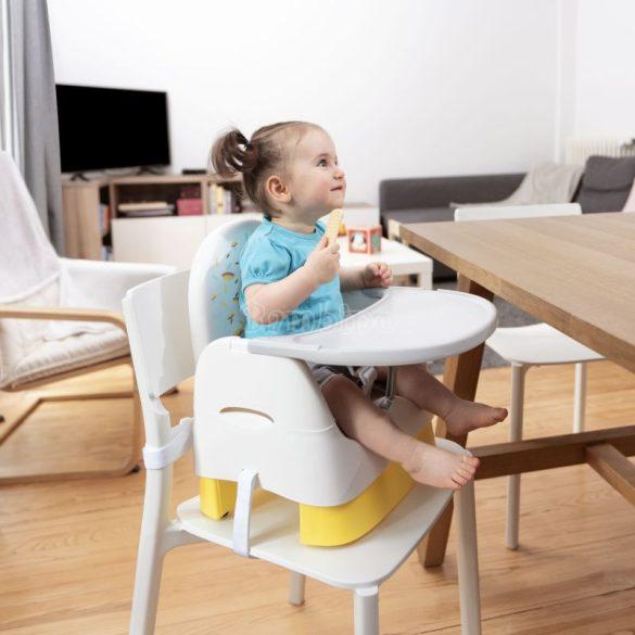 Badabulle etetőszék Comfort Home and Go - Szürke