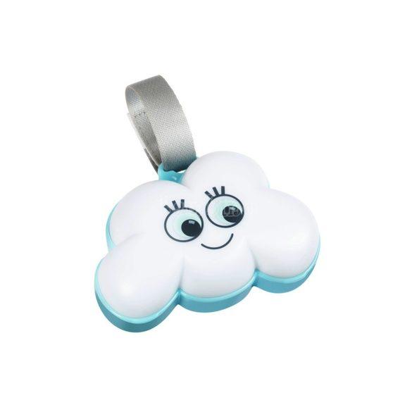 Badabulle zenélő éjszakai fény - felhő