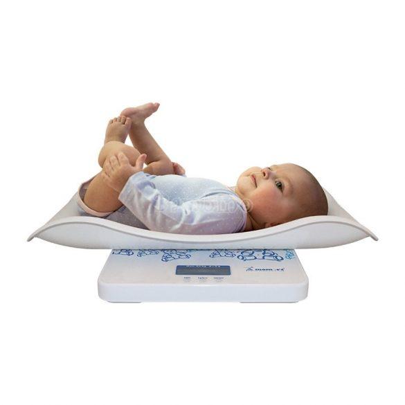 Momert 6426 digitális baba- és gyermekmérleg