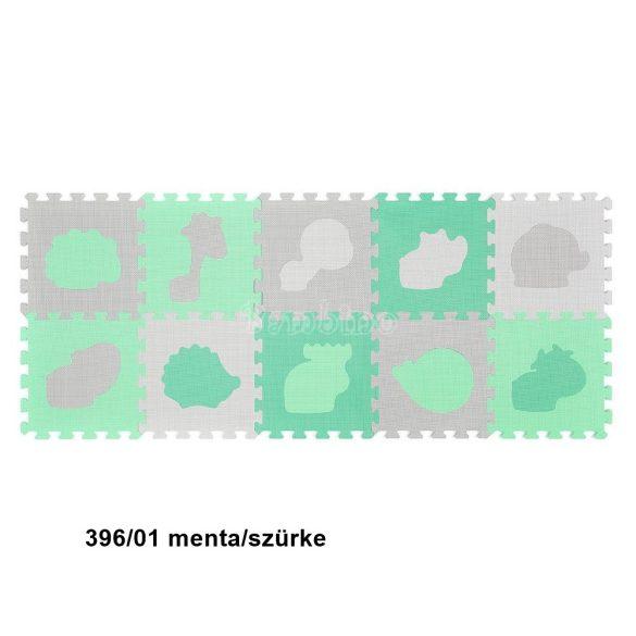 BabyOno habtapi puzzle játszószőnyeg-állatok