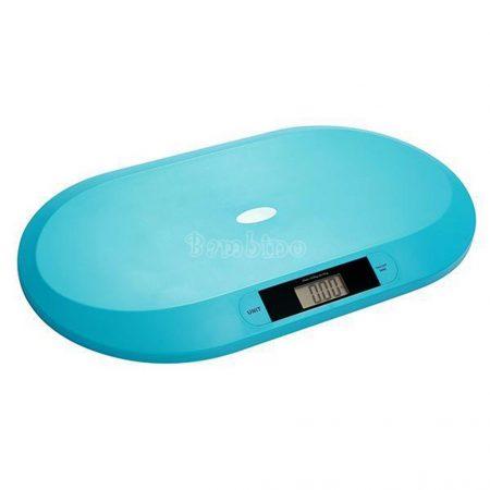 BabyOno digitális babamérleg, kék