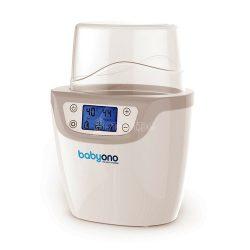 BabyOno elektromos ételmelegítő cumisterilizáló funkcióval