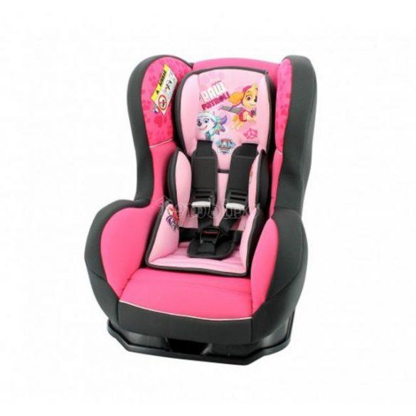 Nania Disney Cosmo SP gyerekülés 0-18 kg - Mancs őrjárat rózsaszín