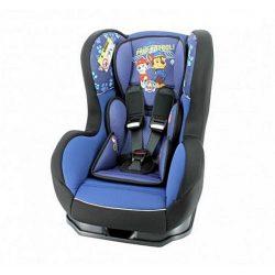 Nania Disney Cosmo SP gyerekülés 0-18 kg - Mancs őrjárat kék
