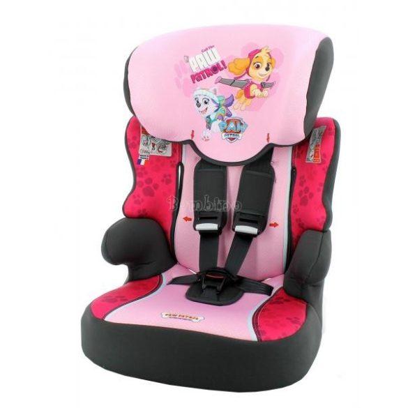 Nania Disney Beline SP gyerekülés 9-36 kg - Mancs őrjárat pink