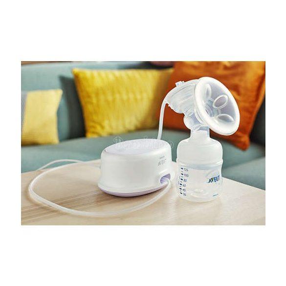 Philips Avent Natural elektromos mellszívó szett és tejtároló készlet