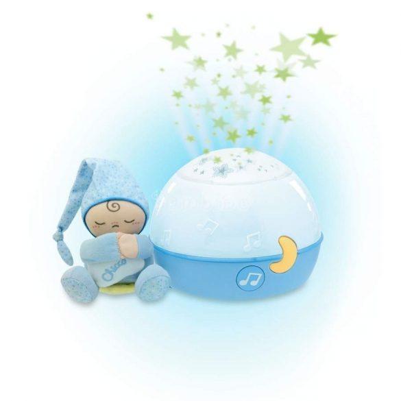 Chicco Good Night Star Boy zenélő projektor és éjszakai lámpa