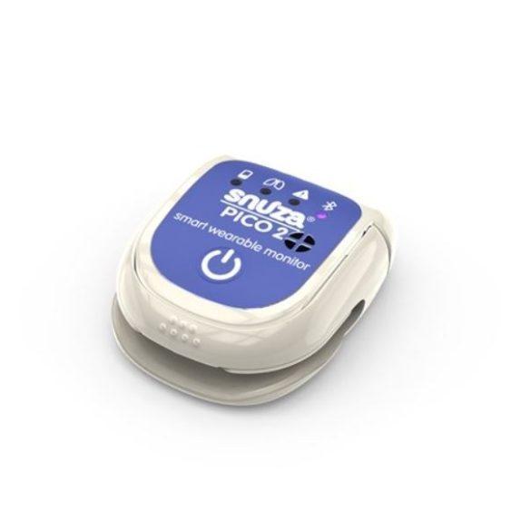 Snuza Pico 2 hordozható légzésfigyelő
