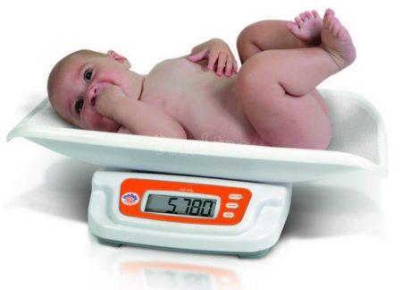 Mebby Baby and Child digitális baba és kisgyermek mérleg