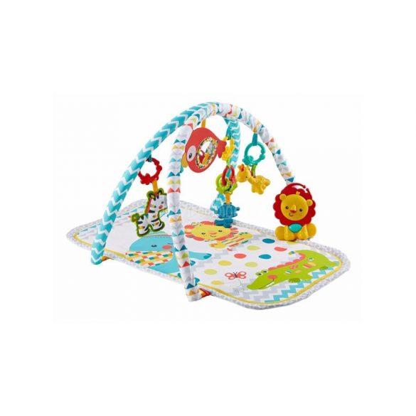 Fisher Price 3in1 játszószőnyeg - színes karnevál
