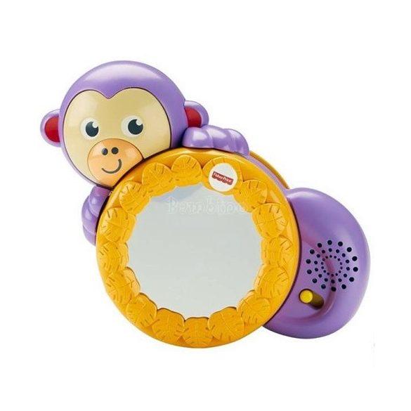Fisher Price Bukfencező majmocska