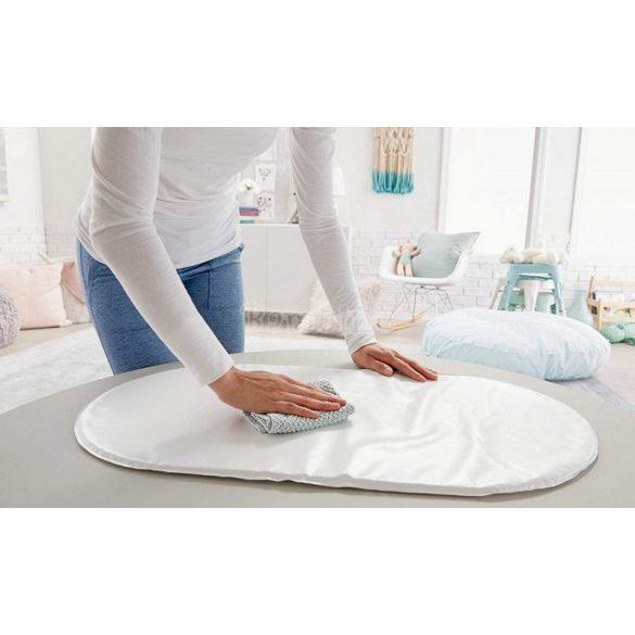 Fisher Price vízálló nyuszis matrac pocakpárnával
