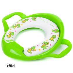 Fillikid kapaszkodós WC-szűkítő - zöld
