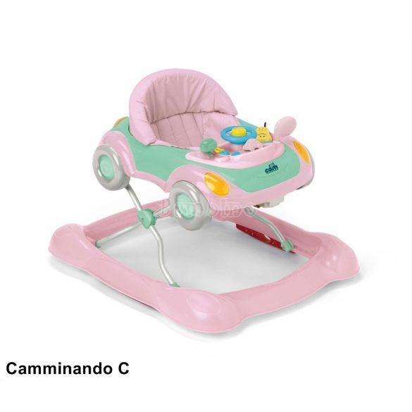 CAM Camminando bébikomp rózsaszín