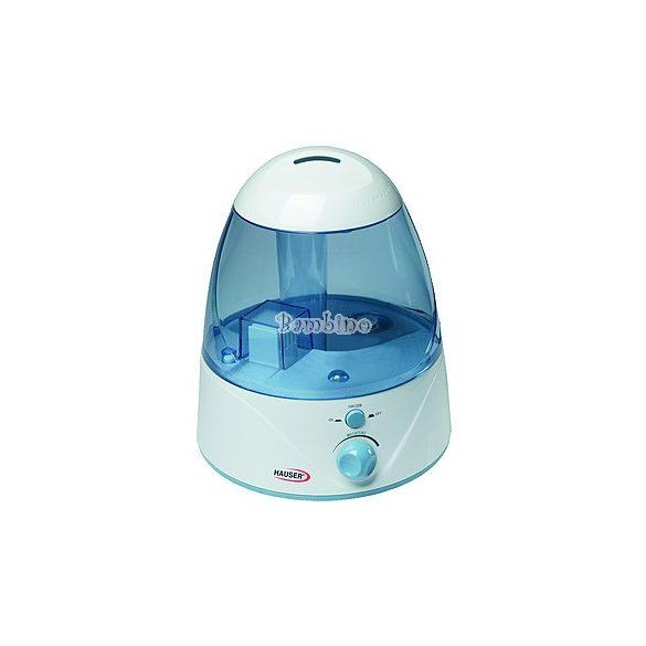 HAUSER  UH58 ultrahangos hidegpárásító vízszűrővel és ionizálóval