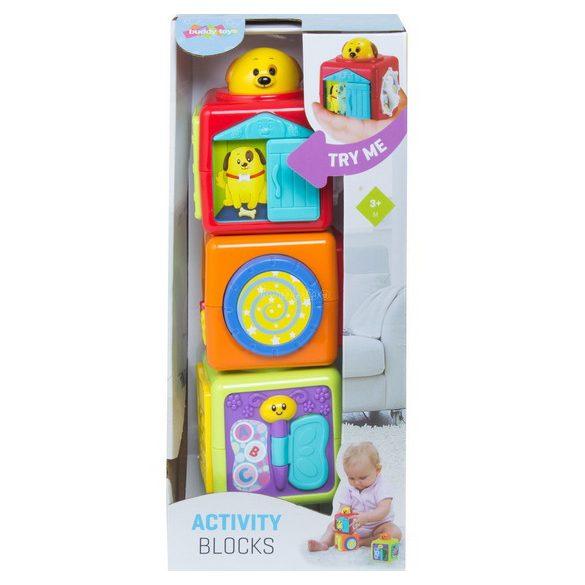 Buddy Toys készségfejlesztő kockák