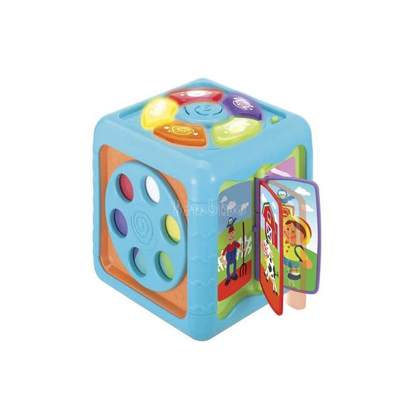 Buddy Toys felfedező kocka