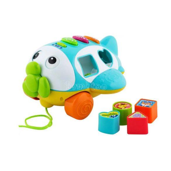 Buddy Toys repülős beillesztő játék