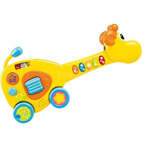 Zsiráf alakú gitár