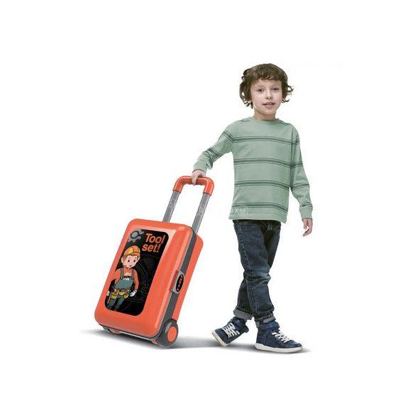 Buddy Toys Deluxe műhely bőrönd