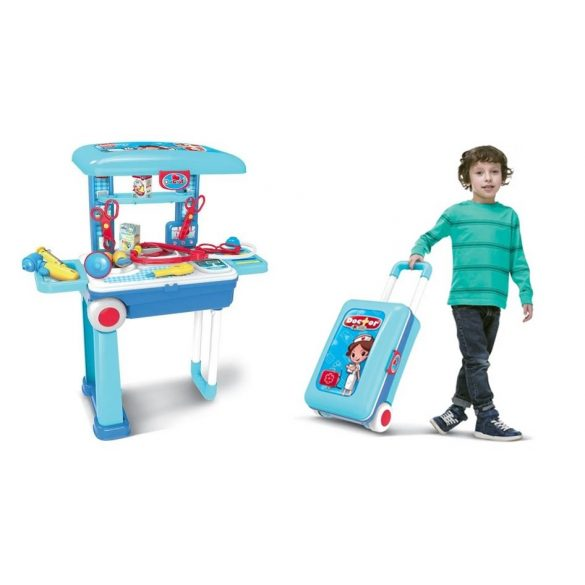 Buddy Toys Deluxe orvosi bőrönd