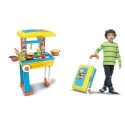 Buddy Toys Deluxe bőrönd konyha