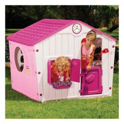 Buddy Toys falusi házikó - rózsaszín