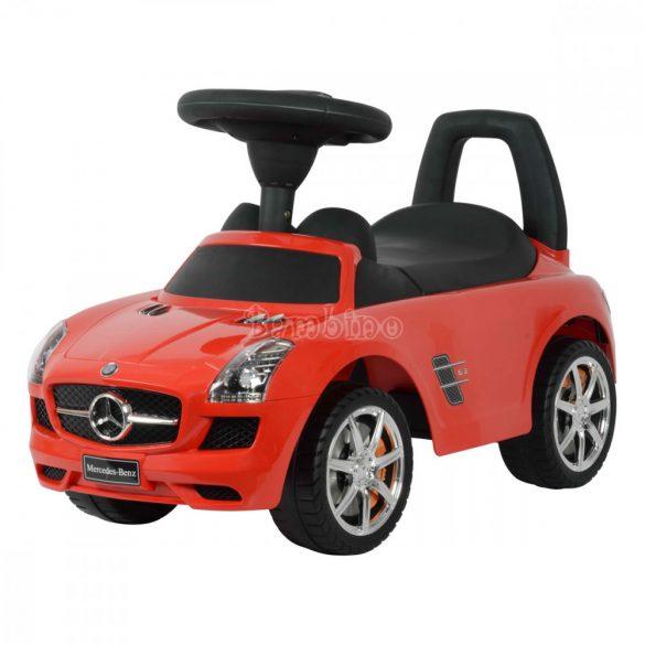 Buddy Toys Mercedes-Benz SLS lábbal hajtós kisautó (több színben)